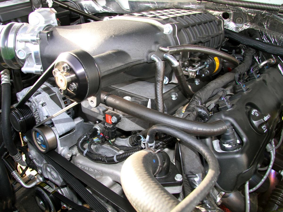 Chevy reaper motor