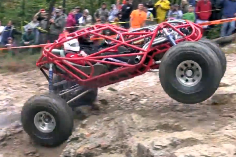 Video: Nearly 20 Minutes of Off Road Action From SRRS Finale