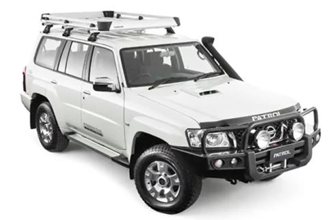 VIDEO: Meet The Australian Nissan Patrol Titanium
