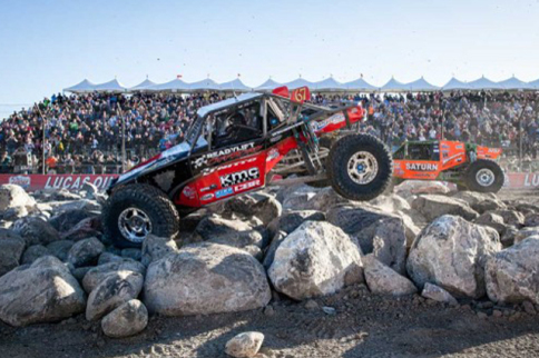 Video: Streak for 2014 KOH King Healy Delivers Ultra4 Series Crown