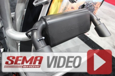 SEMA 2014: Gibson Performance Goes Off Road