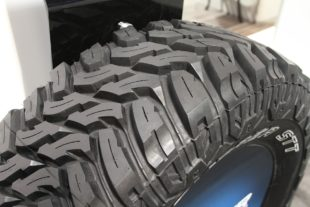 SEMA 2014: Cooper Tire Handles the Highway and Beyond
