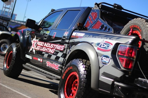 Xtreme Outfitters Built Ford Raptor At SEMA 2014