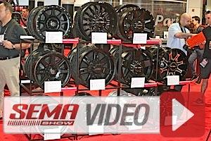SEMA 2014: Dick Cepek Tires & Wheels' New Products Target Sportsmen