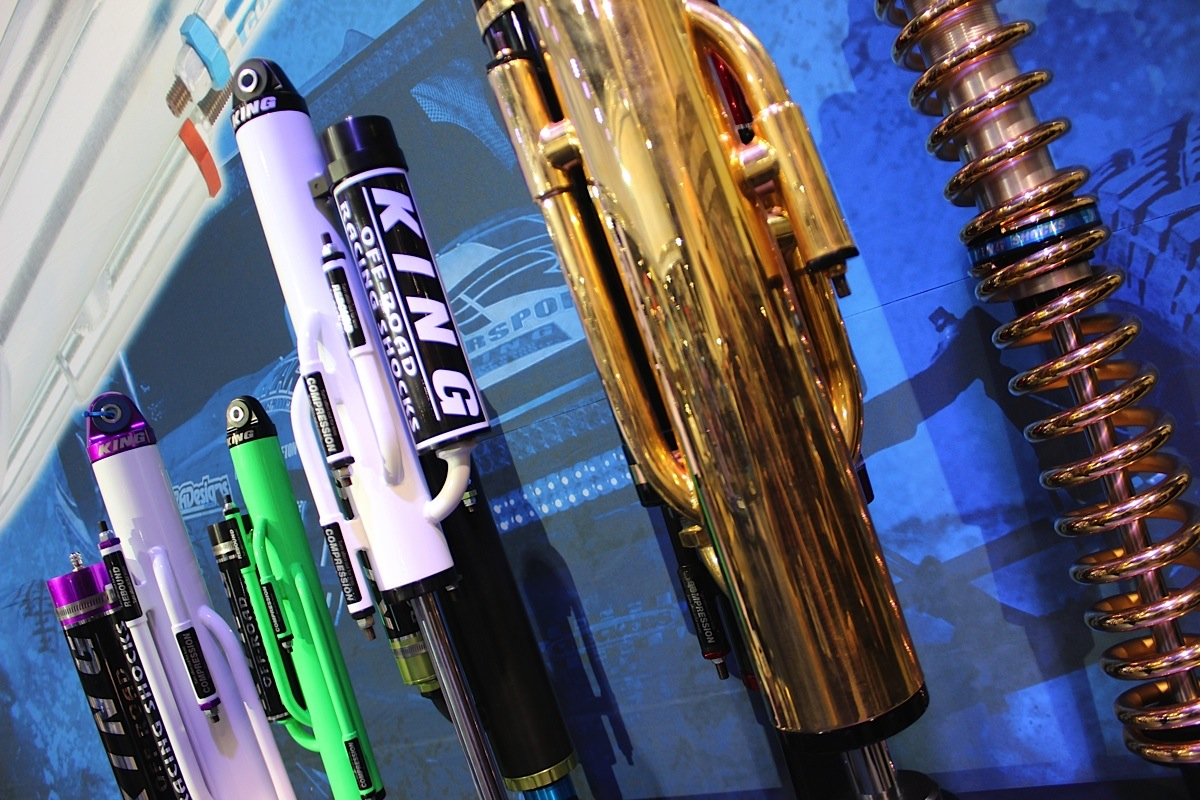 Sema 2014 King Shocks Shows Off Some Eye Candy Off Road