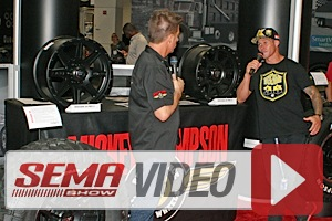 SEMA 2014: New Developments In Tires and Wheels from Mickey Thompson