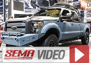 SEMA 2014: Rugged Exterior Coatings Being Introduced By Line-X