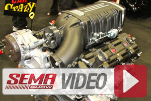 SEMA 2014: Edelbrock Debuts Jeep 4.0L Cylinder Head, V6 Blower