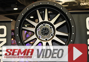 SEMA 2014: Black Rhino Wheels Releases Tons Of New Styles
