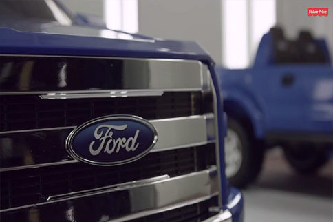Power Wheels F-150 Endures Ultimate Test of Strength
