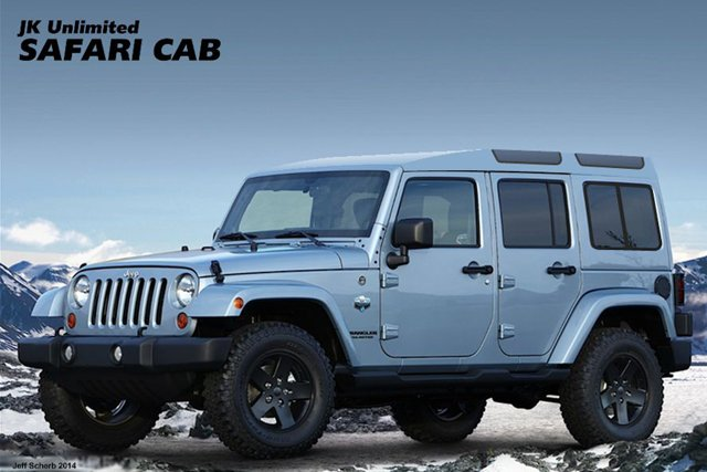 "Jeep Wrangler Tops >> Want A Custom JK ""Look?"" Then Check Out These Hand-Made Hard Tops - Off Road Xtreme"