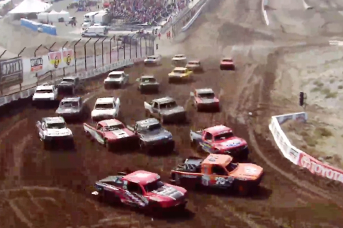 Video: MAVTV's Off-Road Racing Reality TV Series Debuts Jan 4, 2015