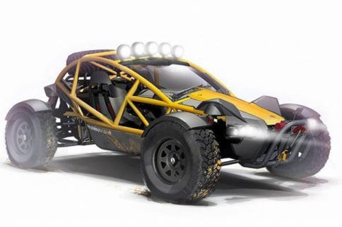 long-travel suspension - Off Road Xtreme