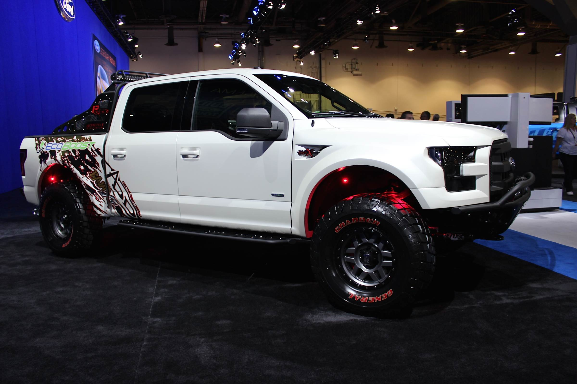 Off Road Bumpers F150 >> 2016 F150 Raptor Engine Speculations - Off Road Xtreme