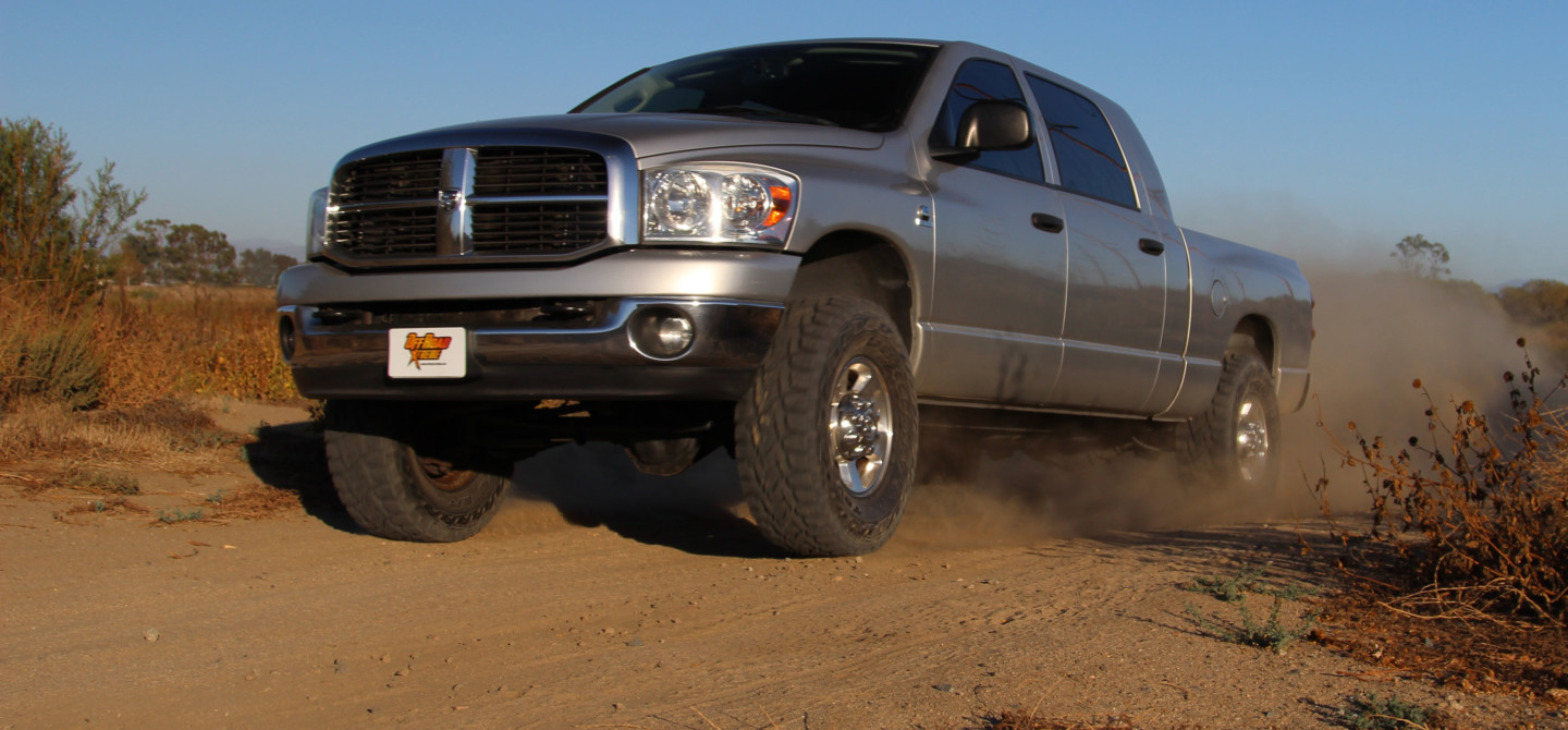 Toyo Open Country R T Tire Review Dodge Ram 1500 At2