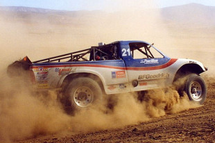 Ford BFGoodrich Rough Riders - A Legacy in Off-Road Racing