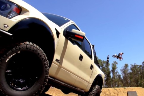 Video: Deegan 38 Tire Commercial