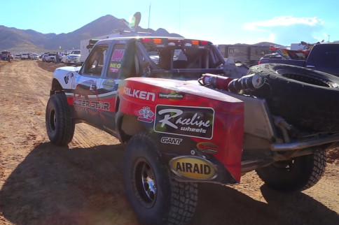 Video: Matt Lovell Keen Off-Road Competitor With Winning Attitude