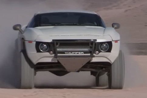 Video: Rally Fighter Gets Built and Driven By Owner