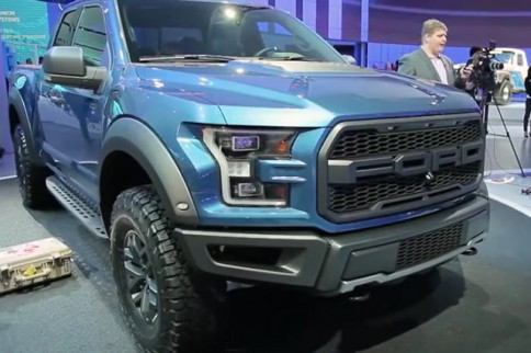 Video: Big Daddy Raptor Gets More Power and Goes On A Diet