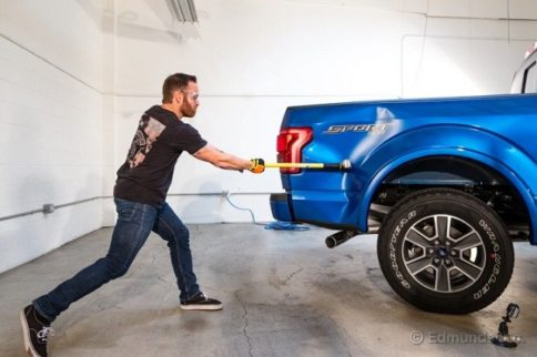 Video: 4X4 F-150 Gets The Sledgehammer - Part One