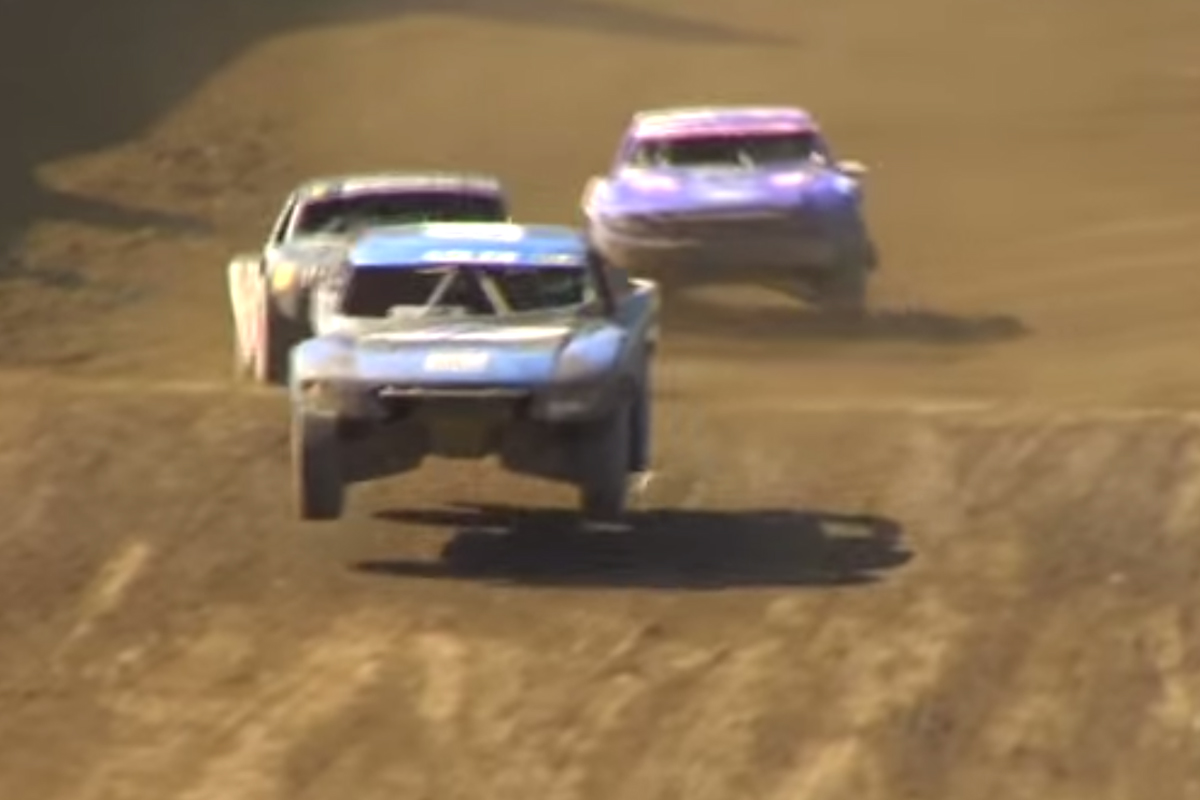 Video: Why Do They Race Off Road?