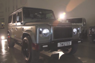 Twisted Automotive Modernizes And LS3-swaps Land Rover Defenders