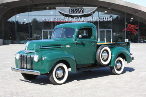 Video: Ford F-Series History Display At LeMay Museum