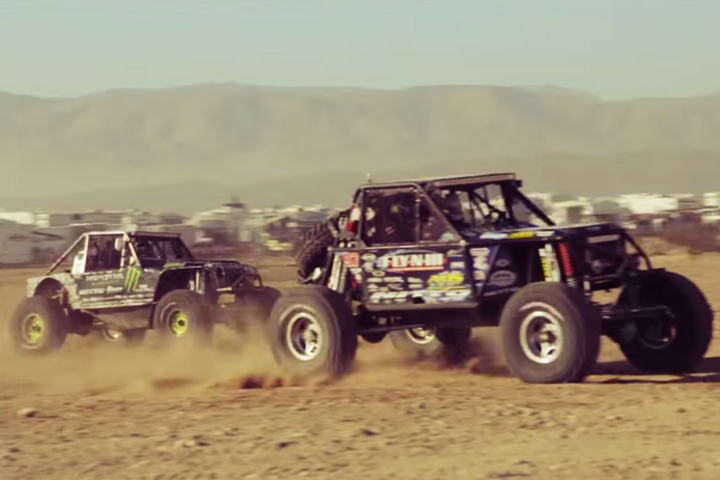 Video: Erik Miller Talks Straight Axles Vs. A-Arms In KOH