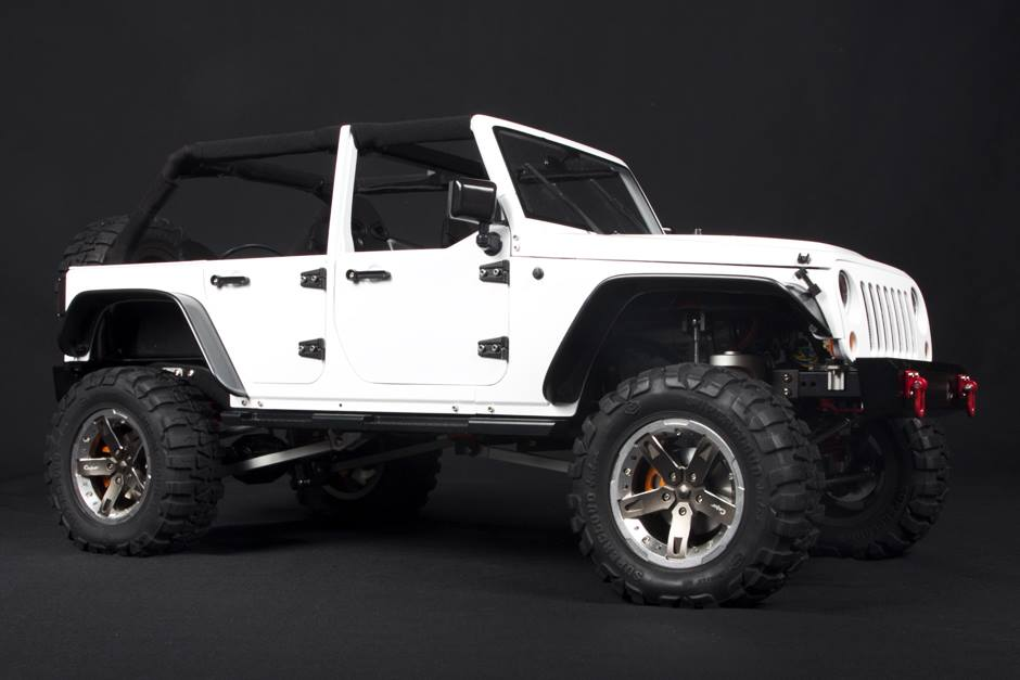 Video: Remote Control Jeep Looks As Real As Can Be