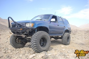 Frugal Four-Wheeler: Michael Cox's '91 4Runner