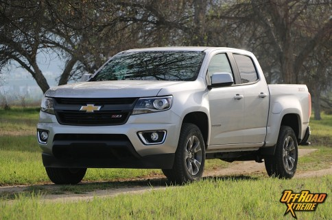 2015 Chevy Colorado Z71 Review