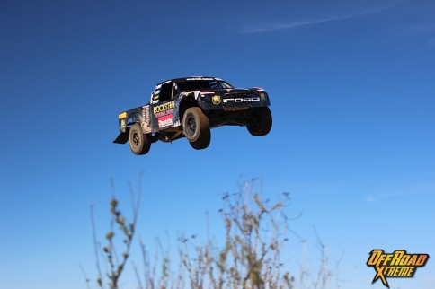 Behind The Scenes: Brian Deegan Launches Himself Into The Blue
