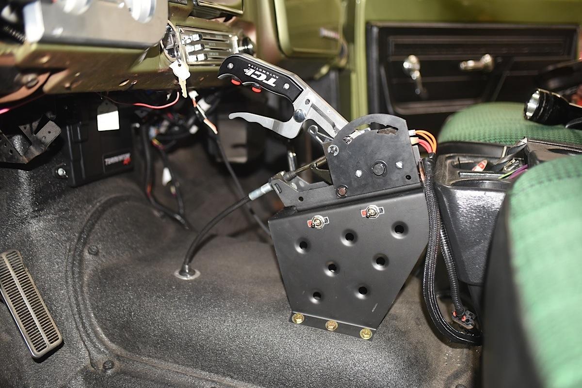 TCI's 4L80E Makes This Classic Blazer Shift Like A Race Car