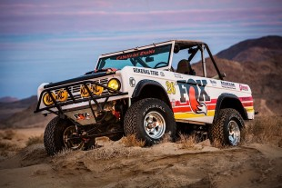 Built to Win: Boyd Jaynes' 1968 Fox Bronco