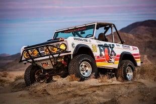 Built to Win: Boyd Jaynes' 1968 Fox Bronco