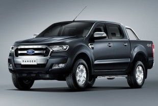 New 2015 Ford Ranger - Available Around The World, Except the U.S.