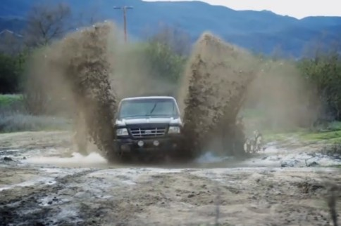 Video: Ford Ranger Explores Local Off Road Spots of Temecula