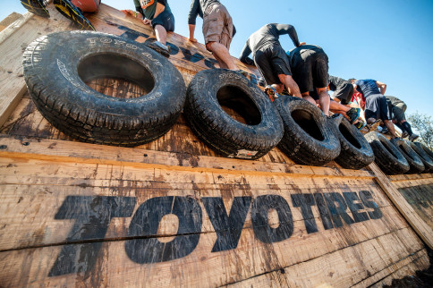Video: Are You Tough Enough For The Toyo Tough Mudder? Prove It!