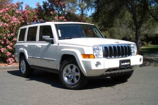 Jeep Commander Priced at $375,000? It Better Have Solid Gold Wheels!