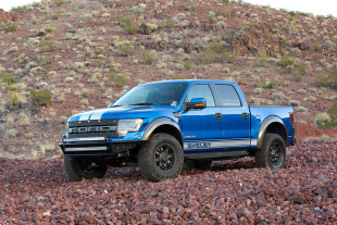 Shelby's Baja 700 Ford Raptor Package