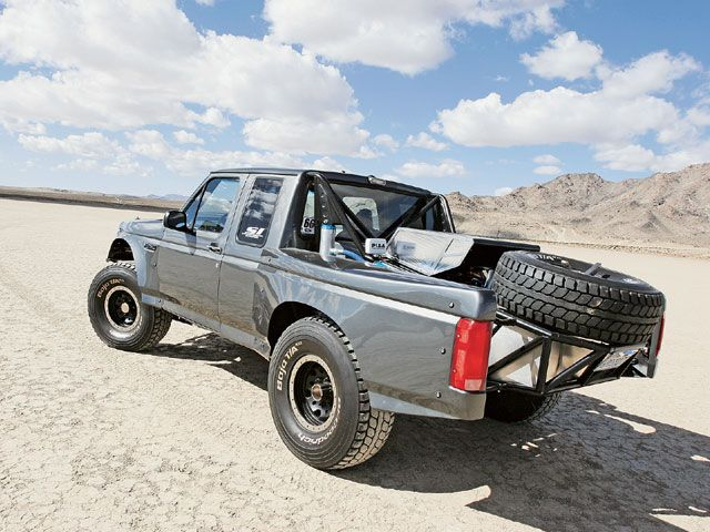 The 5 Best Looking Platforms For Desert Trucks - Off Road Xtreme