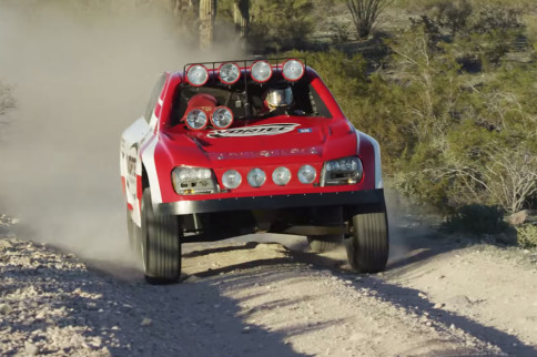 Video: BFGoodrich Legends And Heroes–Larry Ragland