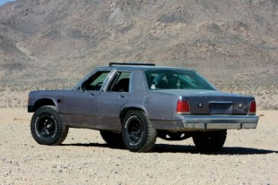 Swap Insanity: A Kibbetech-Built Mad Max Crown Victoria with an LQ9