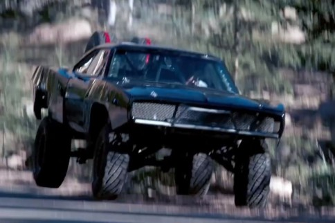 Video: Furious 7 And The Off-Road 1970 Dodge Charger R/T