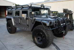 This H1 Hummer Is Built To Take On Anything