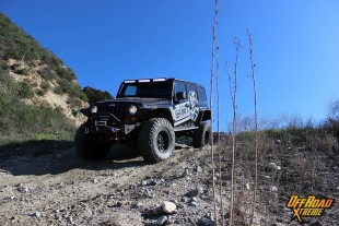 Edelbrock's E-Force-Equipped And Show-Worthy Jeep Wrangler JK
