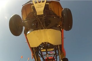 Video: Silver Lake Trophy Trucks Kiss The Sky
