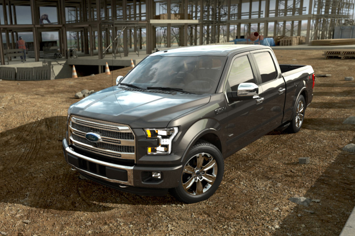 Ford F-150 Named Top-S...2003 Chevy Suburban Paint Colors