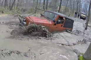 Video: The Best Off Road Bachelor Party Ever!
